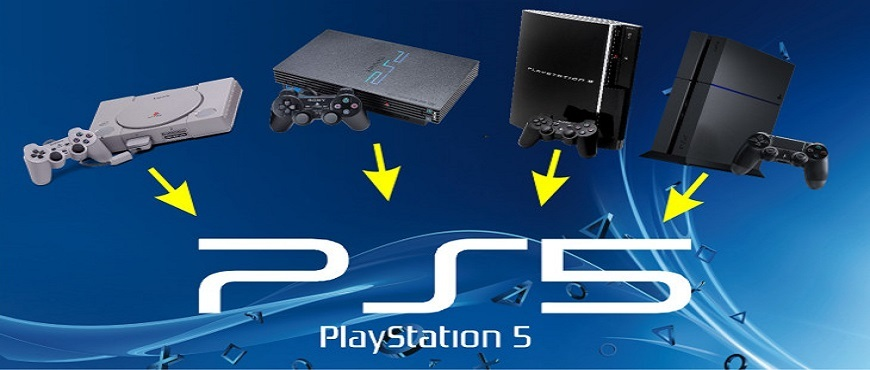 Sony Files new PS5 Backward Compatibility Patent