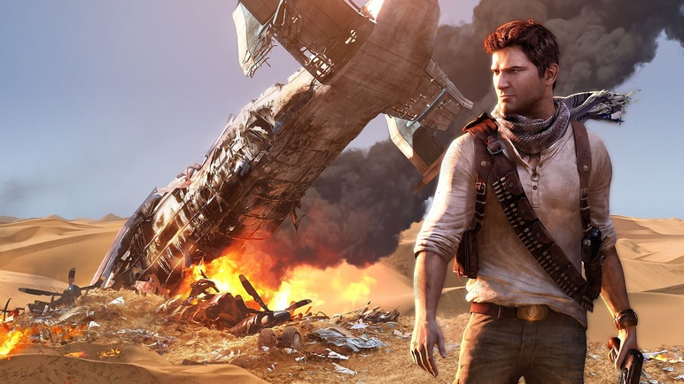Single-player games like Uncharted: Drake's Fortune wouldn't get support from publishers nowadays.