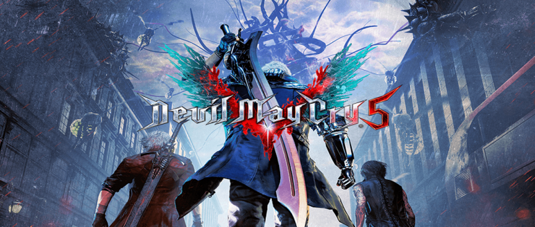 Devil May Cry 5 got a new trailer Collaboration of the Japanese singer HYDE.
