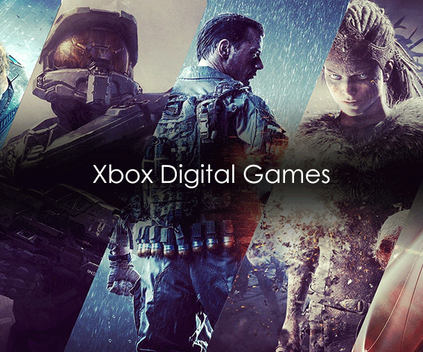 Xbox Digital Games