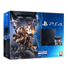 PlayStation 4 500GB with Destiny : The Taken King (PS4)