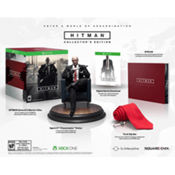 Hitman Collector's Edition - Xbox One