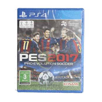PES 2017 (PS4) Arabic Edition