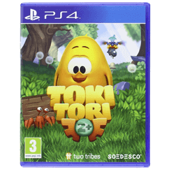 Toki Tori 2+ (PS4) (Used)