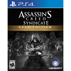 Assassin's Creed Syndicate Gold PS4 Used