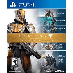 Destiny Collection PS4 Standard Used