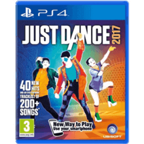 just dance 2017 - PlayStation 4 (Used)