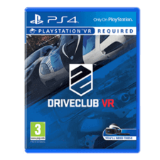 DriveClub VR PlayStation 4 - PS4