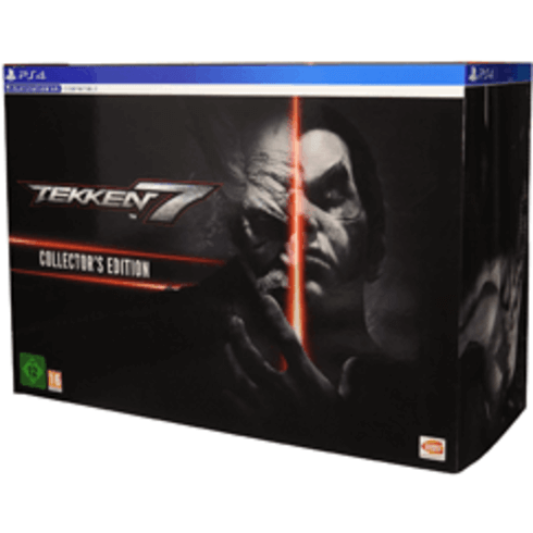 Tekken 7 Collector Edition PlayStation PS4