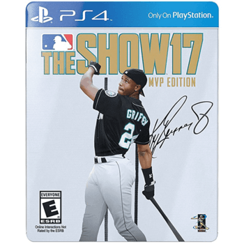 THE SHOW 17 MVP EDITION PS4