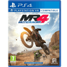 Moto Racer 4 PS4 - PlayStation 4