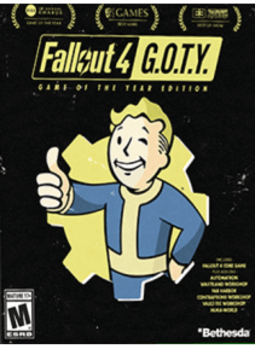 Fallout 4: Game of the Year Edition Steam PC CODE