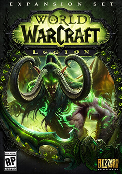 WORLD OF WARCRAFT: LEGION EU BATTLE.NET PC