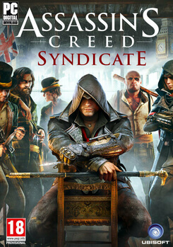 Assassin's Creed Syndicate - Uplay PC code