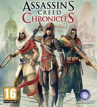 Assassins Creed Chronicles Trilogy  - Uplay PC code
