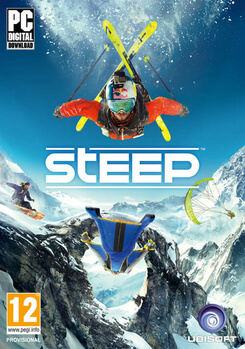 Steep - Uplay PC code