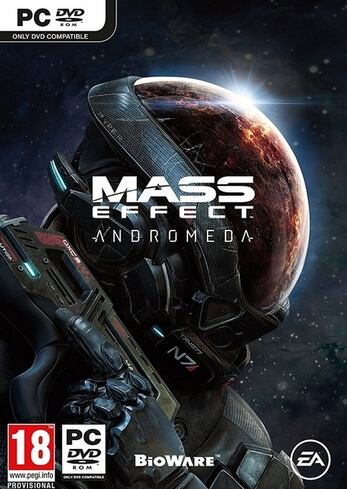 Mass Effect Andromeda - PC Origin Code