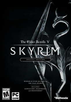 The Elder Scrolls V: Skyrim Legendary Edition PC Steam Code