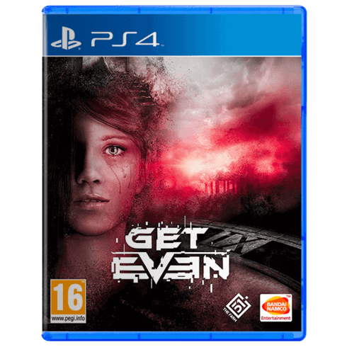 Get Even - PlayStation 4 - PS4