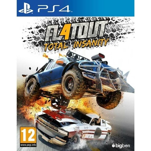 FlatOut 4 - PlayStaion 4
