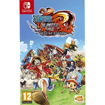 One Piece Unlimited World Red - Switch