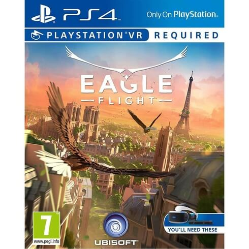 Eagle Flight VR - Used - PS4