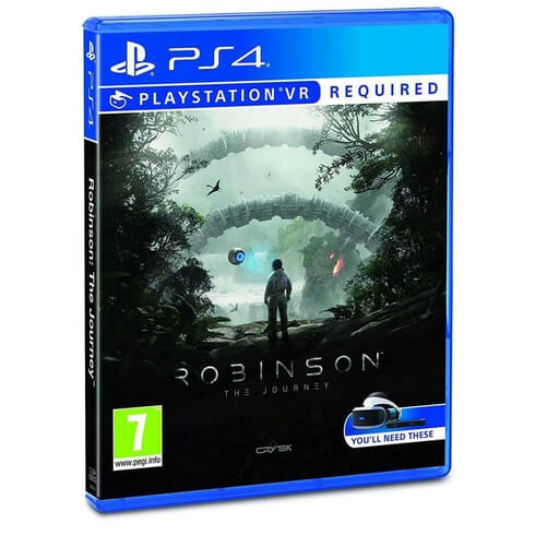 Robinson: The Journey VR - PS4 (Used)