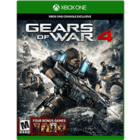 Gears of War 4 Used