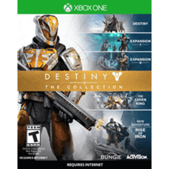 Destiny The Collection - Xbox One Standard Edition Used