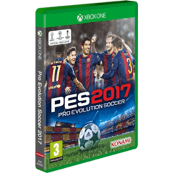 PES 2017 (Xbox One) Arabic Edition Used