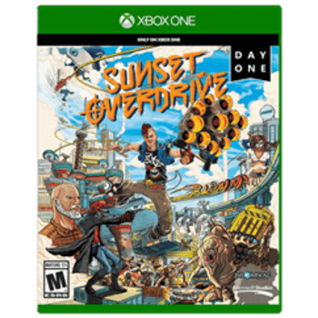 SUNSET OVERDRIVE - Xbox One Used
