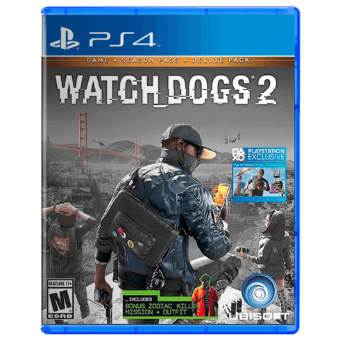 Watch Dogs 2 - Gold Edition - PS4