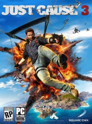 Just Cause 3 XL PC Code