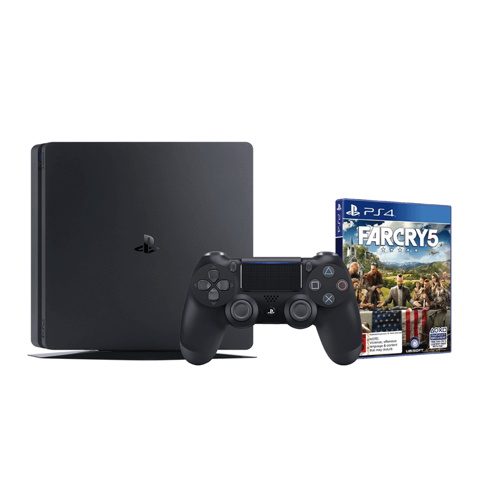 Sony PlayStation 4 1TB Far Cry 5 Bundle