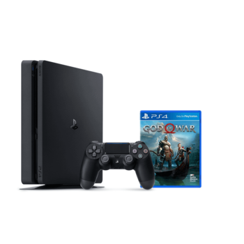 PS4 Slim 1 TB - God of War Bundle