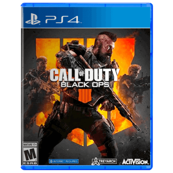 Call of Duty: Black Ops 4 - PlayStation 4 ARABIC PS4
