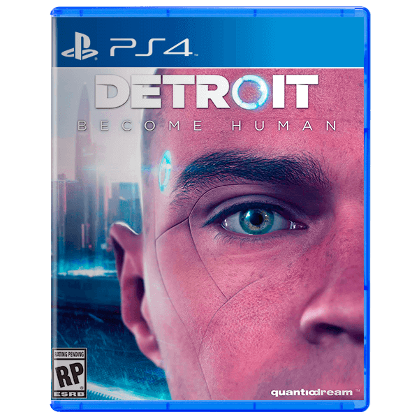 Detroit: Become Human - PlayStation 4 - PS4