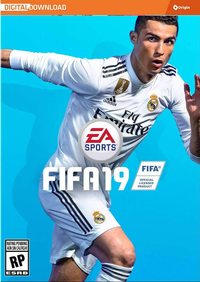 FIFA 19 Standard - PC Download - Origin Code