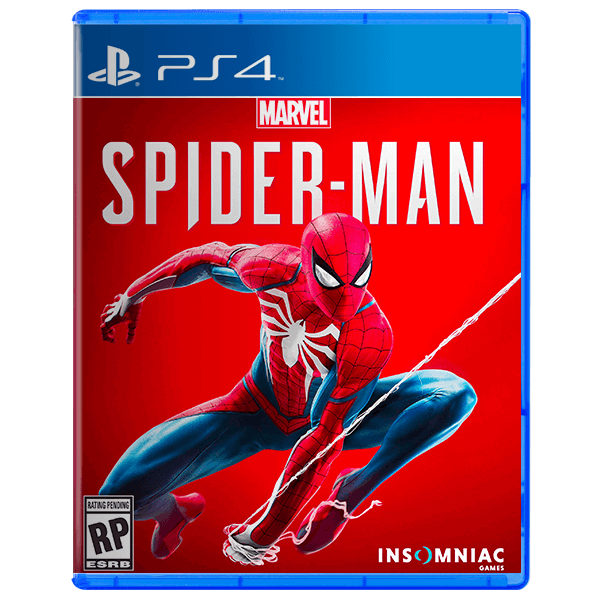 Spider-Man - Used - PS4