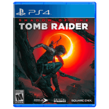 Shadow of the Tomb Raider - Used - PS4