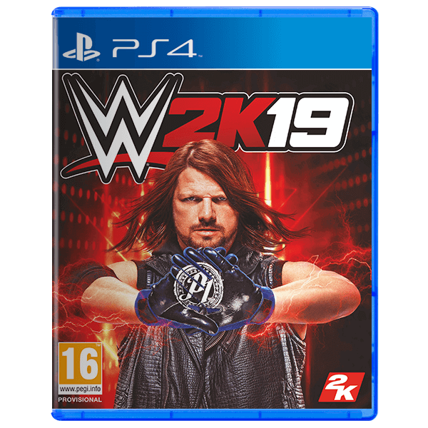 WWE 2K19 - PS4 - Used