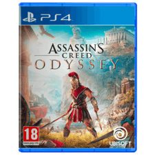 Assassin's Creed Odyssey - PS4 - Used