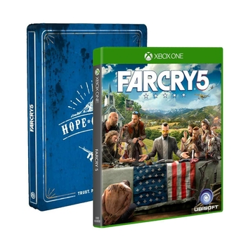 Far Cry 5 Steel Book edition Xbox One
