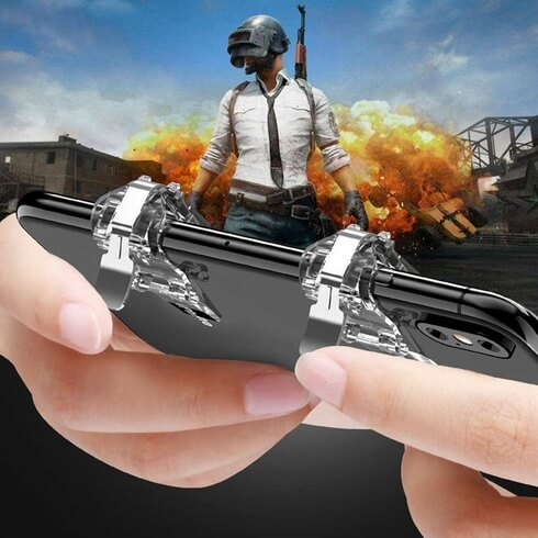 PUBG Controller For Mobile