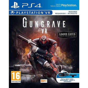 GUNGRAVE VR - Loaded Coffin Edition