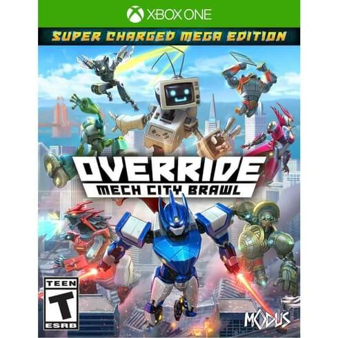 Override: Mech City Brawl - Xbox One