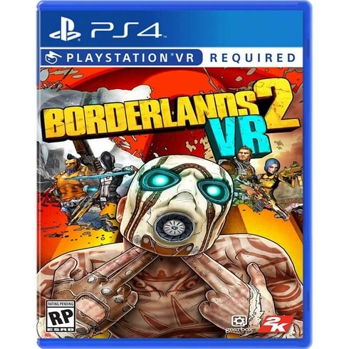 Borderlands 2 VR - Playstation 4