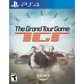 The Grand Tour Game - PlayStation 4