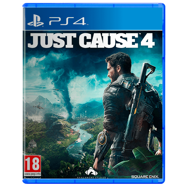 Just Cause 4 Used PS4