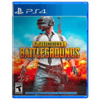 PUBG Playstation 4 - PS4 - Used